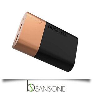 POWERBANK-DURACELL-10050-MAH-CARICABATTERIE-PER-SMARTPHONE-E-DISPOSITIVI-USB