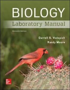 Biology laboratory manual by randy moore and darrell s vodopich biology laboratory manual by randy moore and darrell s vodopich 2016 spiral fandeluxe Choice Image