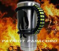 Firefighter Bunker Turnout Gear Cup Handle - Fits Yeti Ozark Trail Rtic,