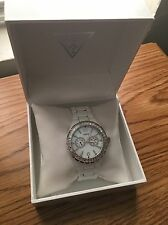 Guess G13552L Guess White Chill Ladies Watch
