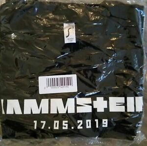 Rammstein - Special Edition CD 11 Track + excl. T-Shirt RSD 2019 Size XL NEU OVP