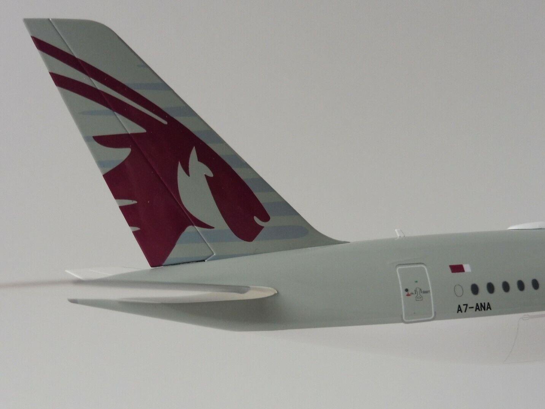 Qatar Airways Airbus A350-1000 Xwb 1 200 Herpa 559232 A 350 A350