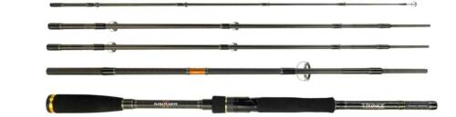 Sakura Trinis Travel Series 4-Pc Lure Rod-TRST 805MH 8/' 14-60 G-clearance!