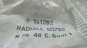 Radiall-R141282-Right-Angle-Plug-Crimp-Type-5-50s-90750-Serie-BNC