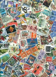 GB-6-Reigns-many-HV-Kiloware-50g-stamps-off-paper-mix-approx-12-000-per-kg