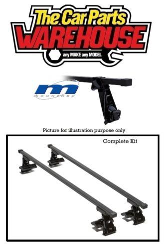 Full Roof Rack Bar Kit SUM104 Mountney Direct Fit ~ TOYOTA AURIS 2006-2012