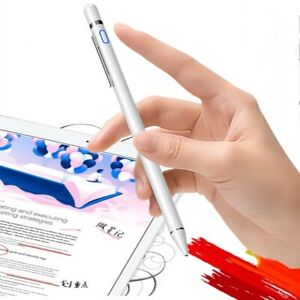 Screen-Touch-Pen-Stylus-With-USB-Charging-Wire-For-Apple-iPad-2-3-4-Pro-amp-Air