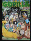 Japanese Anime ONE PIECE COLOR WALKS 6 'GORILLA' by Eichiro Oda (尾田栄一郎画集)