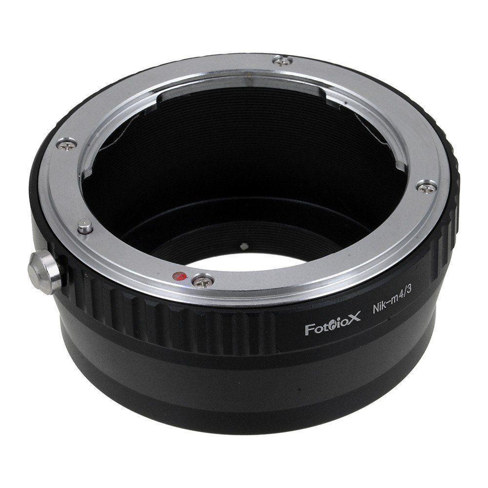 Olympus OM-m4//3 micro MFT objetivamente adaptador om objetivamente lens a Panasonic Lumix