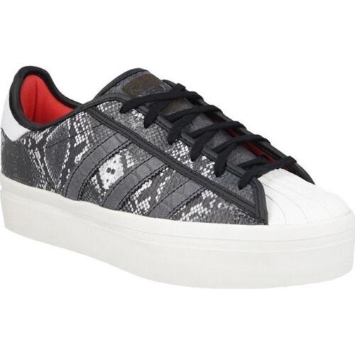 meilleure sélection a13b4 c5eaa Adidas Originals Cuir Superstar Baskets W Chaussures Femmes ...