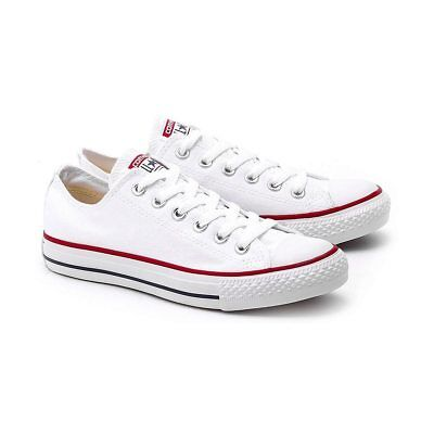 23fdca143bc3 Converse Chuck Taylor All Star OX LOW Canvas Men Shoes Optical White M7652
