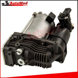 For BMW X5 E70 X6 E71 E72 Air Suspension Compressor Pump 37206789938