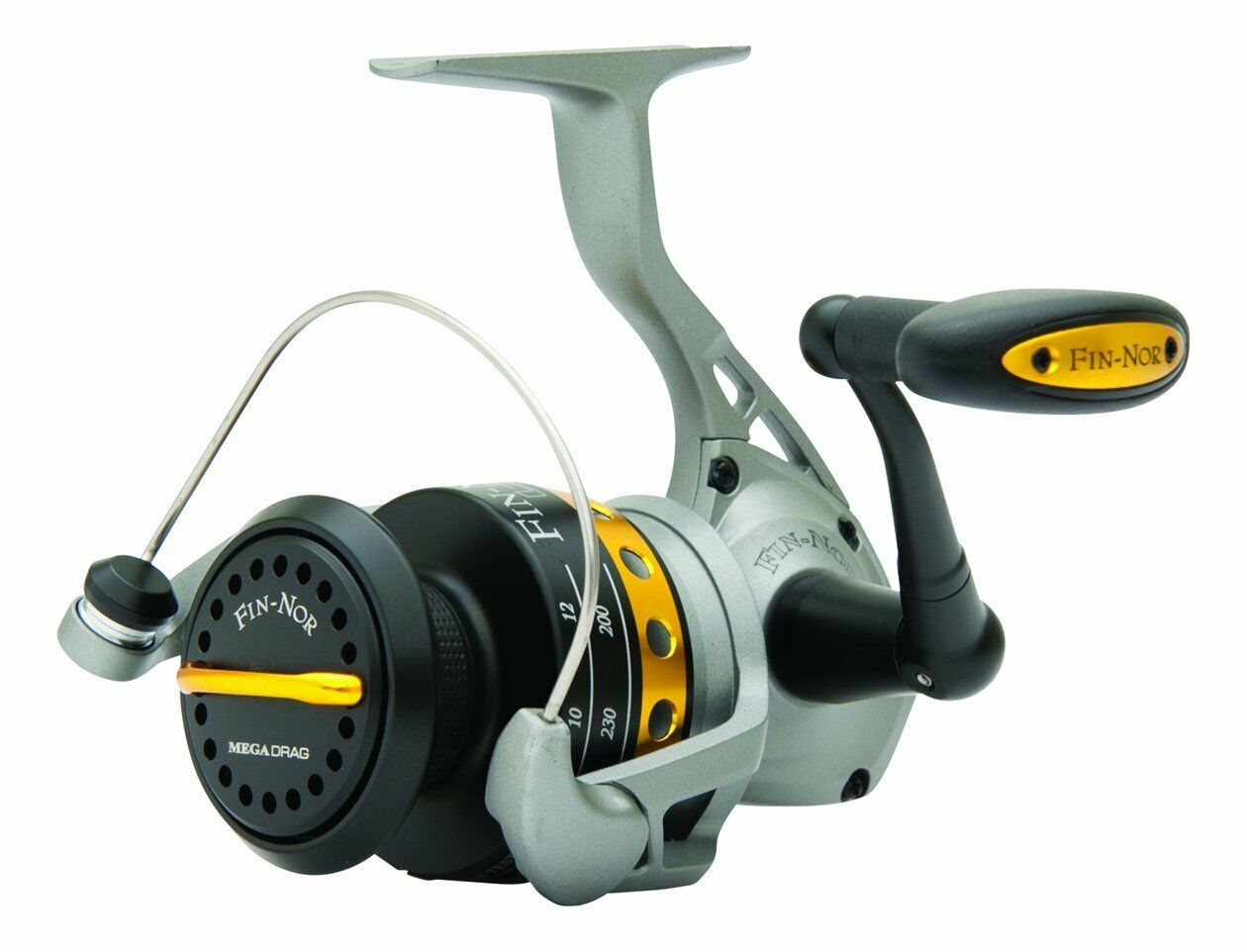 NEW Drag Fin-Nor Lethal Spinning Reel 310/100LB Braid 4.9:1 45lbs Drag NEW LT100 50cea0