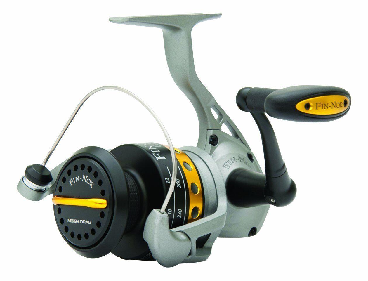 nuovo FinNor Lethal Spinning Reel 5.2 1 7BB 27030 23Lb Max Drag LT40