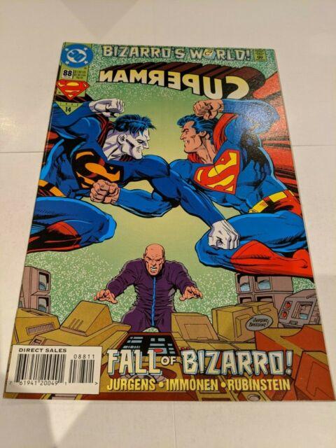 Superman #88 April 1994 DC Comics Jurgens Immonen Rubinstein