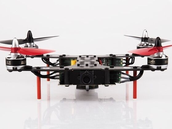 250 FPV RACING  Quadcopter PNF versione M. teletelecamera e trasmettitore FPV  migliori prezzi e stili più freschi