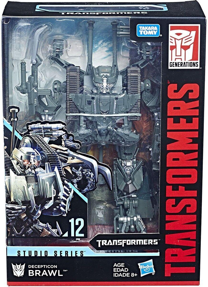 Transformers Generations Studio Series Brawl Voyager Action Figure