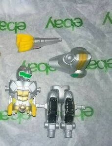 POWER RANGERS VINTAGE FODDER 2003 BANDAI LOOSE PARTS AND ARMOR