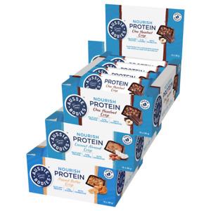 Aussie Bodies Nourish Protein Bars 12 x 36g Choose Your Flavour Vegan Friendly