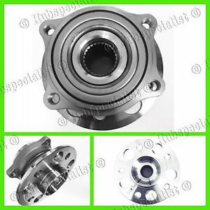 REAR WHEEL HUB BEARING ASSEMBLY FOR MERCEDES SL550  2013-2014 NEW FAST SHIP