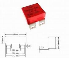 Impulsfeste WIMA Snubber Cap MKP Kondensator 0,47µF 2000VDC/700VAC 20 % 1 Stück