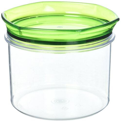 33oz Uniware p71121 Round Canister,Airtight Lids,BPA Free,Made in Italy