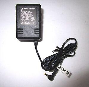 Sennheiser Nt 5 Ac Adapter For Set 50 Amp Set 55 Infrared