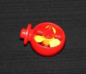 Playmobil vie quotidienne propulseur rouge bathyscaphe 4478
