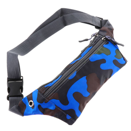 Waterproof Running Belt Gym Fitness Travel Waist Pouch Bum Bag Men Women