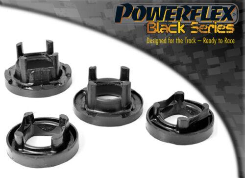 fits BMW 3 SERIES 05 PFR5-419BLK POWERFLEX BLACK REAR SUBFRAME Fr MOUNT INSERT