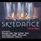 Live in Spain * by Skyedance (CD, Feb-2002, Culburnie Records)