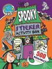The Wonderful World of Simon Abbott: Spooky Sticker Activity Book by Octopus Publishing Group (Paperback, 2014)