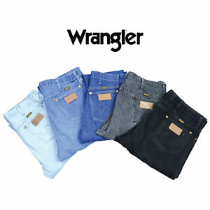 VINTAGE-WRANGLER-JEANS-STRAIGHT-LEG-DENIM-GRADE-A-W29-W30-W32-W34-W36-W38