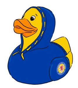 Eintracht Braunschweig Badeente Logo