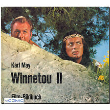 Winnetou 2 Film Bildbuch 9780603999994 Phönix WESTERN KARL MAY Peter Korn 60er