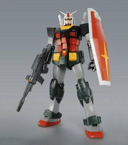 Mg 1/100 Rx-78-2 Gundam Ver.2.0 Real Type Color