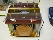 KASUGA ELECTRICAL TRANSFORMER DV S 1.5 KVA 1.5KVA 1 PH 1PH 200/220V 100V M370