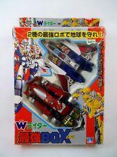 90's WING Japan Double Rider F-1 Transformers MIB Diaclone Select Convertors