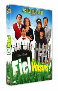 LES-CHEVALIERS-DU-FIEL-Fiel-mes-voisins-DVD-NEUF-SOUS-BLISTER