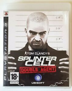 Splinter Cell Double Agent - PlayStation 3 PS3 - Complet