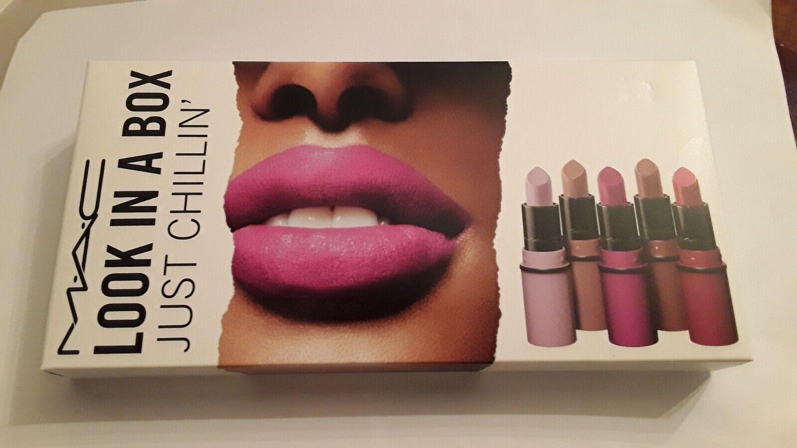 Box Be Sensational Lipstick Set