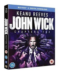 John Wick: Chapters 1 & 2 [Blu-ray + Digital Download] [2017] (Blu-ray)