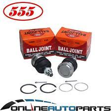 2 Upper Ball Joints 555 Toyota Land Cruiser Prado KZJ95 RZJ95 VZJ95 1996-2002