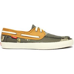 0bb9da9f61 Vans Chauffeur Birds Shitake  Buckthorn Brown Men s Skate Surf Shoes ...