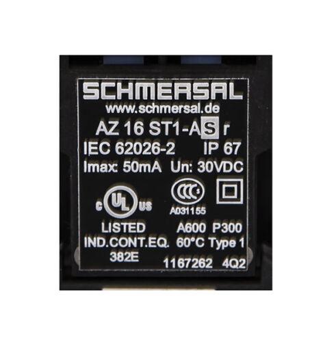 SCHMERSAL AZ16ST1-ASr