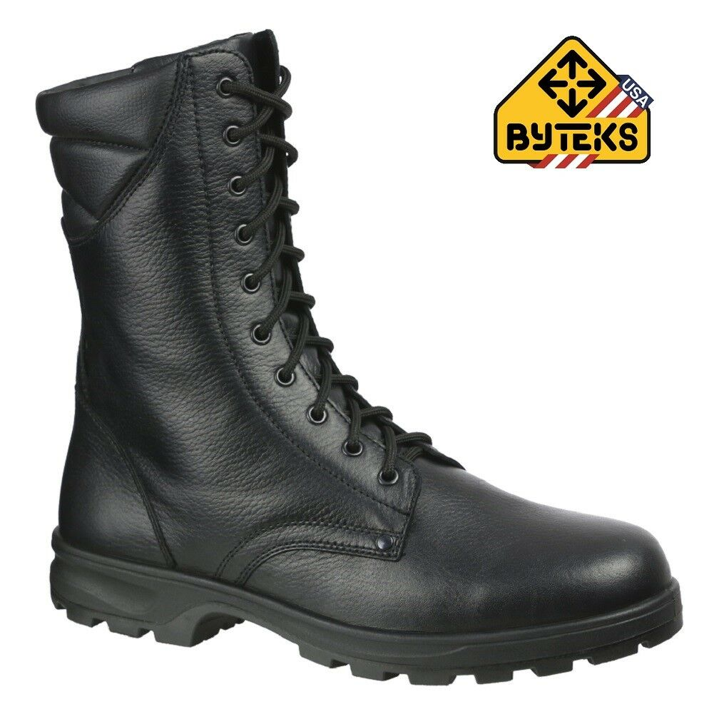 Authentic Soviet SpetsNaz Assault Tactical Boots  Fighter 03006  by BYTEKS