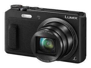 Fotocamera Panasonic Lumix dmc-tz57 - fotocamera digitale dmc-tz57eg-k DMC-