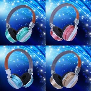 Bluetooth-Headset-Wireless-Headphones-Mic-Stereo-MP3-TF-FM-for-iPhone-Samsung