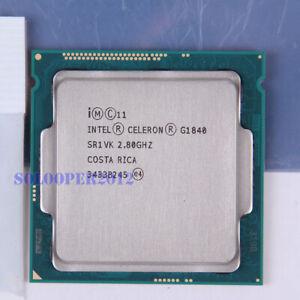 Free shipping Intel Celeron Dual-Core G1840 LGA 1150 (SR1VK) CPU Processor