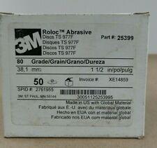 3m Roloc Abrasive Disc 1 12 Part No 25399